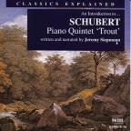 "An Introduction to Schubert's Piano Quintet ""Trout"""