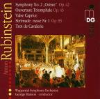 Rubinstein: Orchestral Works, Vol. 2