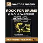 CD Practice Tracks: Rock for Drums & Percussion