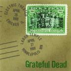 Dick's Picks, Vol. 26: 4/26/69 Electric Theater, Chicago, IL/ 4/27/69 Labor Temple, Minneapolis, MN