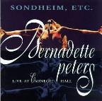 Sondheim, Etc.: Live at Carnegie Hall