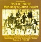 McKinney's Cotton Pickers, Vol. 1: Put It There