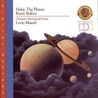 Holst: The Planets; Ravel: Bolero