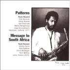 Patterns. Message To South Africa