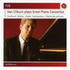 Van Cliburn: Great Piano Concertos