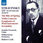 Stravinsky 125th Anniversary Album