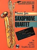 Saxophone Quartet Vol. 2