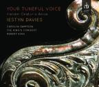 Your Tuneful Voice: Handel Oratorio Arias