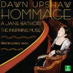 Hommage À Jane Bathori - The Inspiring Muse / Upshaw, Ducros