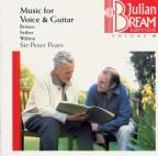 Julian Bream Edition Vol 18 - Music for Voice & Guitar