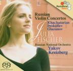 Russian Violin Concertos