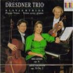 Brahms: Piano Trio No. 1 In B, Op. 8