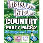 Party Tyme Karaoke: Country Party Pack, Vol. 2