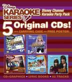 Disney Karaoke: Disney Channel Karaoke Party Pack