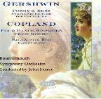 Copland: Suites from Rodeo & Billy The Kid;  Gershwin