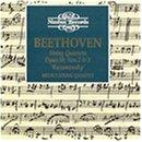 Beethoven: String Quartets Op 59 no 2 & 3 / Medici Quartet
