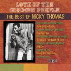 Love Of The Common People: Best Of Nicky Thomas