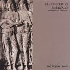 El Concerto Barroco, transcriptions for harpsichord