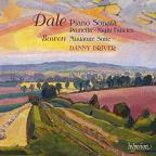 Benjamin Dale: Piano Sonata; Prunella; Night Fancies; Bowen: Miniature Suite