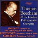 Mozart, Beethoven, Schubert / Beecham, London Philharmonic