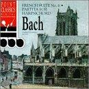 Bach: French Suite no 6, Partita for Harpsichord / Jaccottet