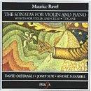 Ravel / ; Sonatas For Violin & Piano