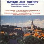 Dvorak and Friends / Steven Richman, Harmonie Ensemble