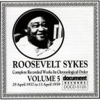 Complete Recorded Works, Vol. 5 (1937 - 1939)