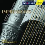 Impressions: French Music for Flute, Harp & String Trio