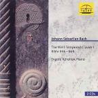 Bach: Well-Tempered Klavier, Book 1