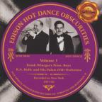 Edison Hot Dance Obscurities, Vol. 1