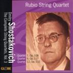 Shostakovich: The Complete String Quartets, Vol. 3
