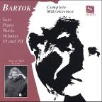 Bartok: Solo Piano Works Vols. 6 and 7, Mikrokosmos