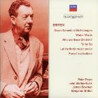 Britten: Seven Sonnets of Michelangelo; Winter Words; Who are these Children; etc.