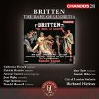 Britten:Rape Of Lucretia