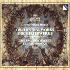 Handel: Complete Orchestral Works / Pinnock, English Concert