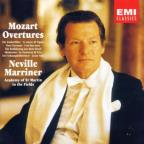 Mozart: Overtures / Marriner, Academy Of ST Martin