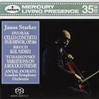 Dvorak: Cello Concerto; Bruch: Kol Nidrei; Tchaikovsky: Variations on a Rococo Theme