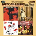Four Classic Albums: For Musicians Only/Roy and Diz #2/Sonny Side Up/Dizzy in Greece