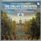 Handel: Organ Concertos / Preston, Pinnock, English Concert