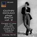 Glenn Gould plays Bach, Vol. 2