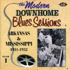 Modern Downhome Blues Sessions, Vol. 1