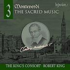 Monteverdi: The Sacred Music, Vol. 3