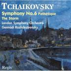 Tchaikovsky: Symphony No. 6 Pathetique; The Storm