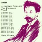Scriabin Piano Preludes Volume