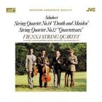 Schubert/String Quartets No 14 & 12