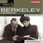 Sir Lennox Berkeley: Piano Concerto; Four Poems of St. Teresa of Avila; Michael Berkeley; Gethsemane Fragment; Triste