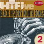 Rhino Hi-Five: Black History Month Songs 2