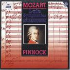 Mozart: Late Symphonies / Pinnock, English Concert