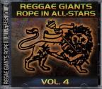 Reggae Giants Rope in All Stars, Vol. 4